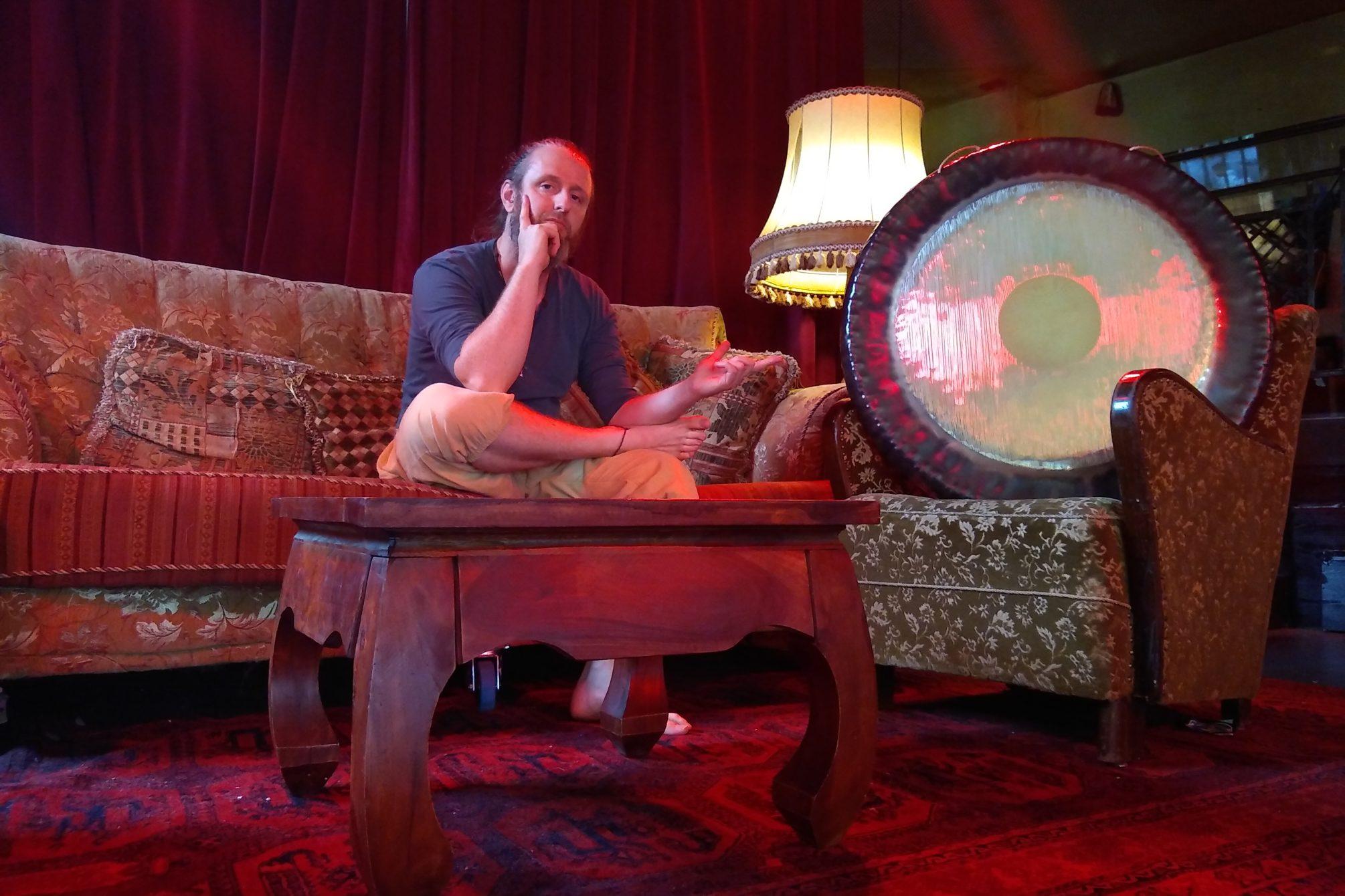 maha yoga gong meditation